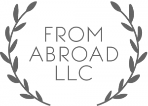 From Abroad Logo